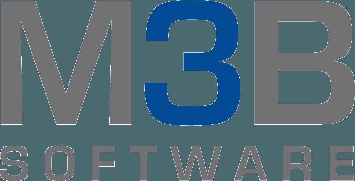 Logo von M3B Service GmbH - Innovative Badplanungs-Software aus dem Sauerland