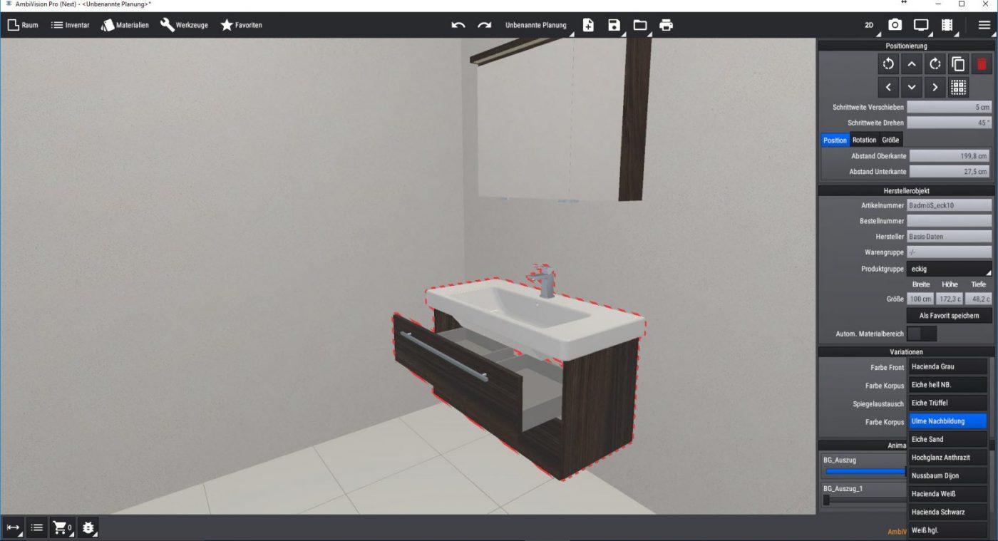 Bewegte 3D Datei von Argedaten