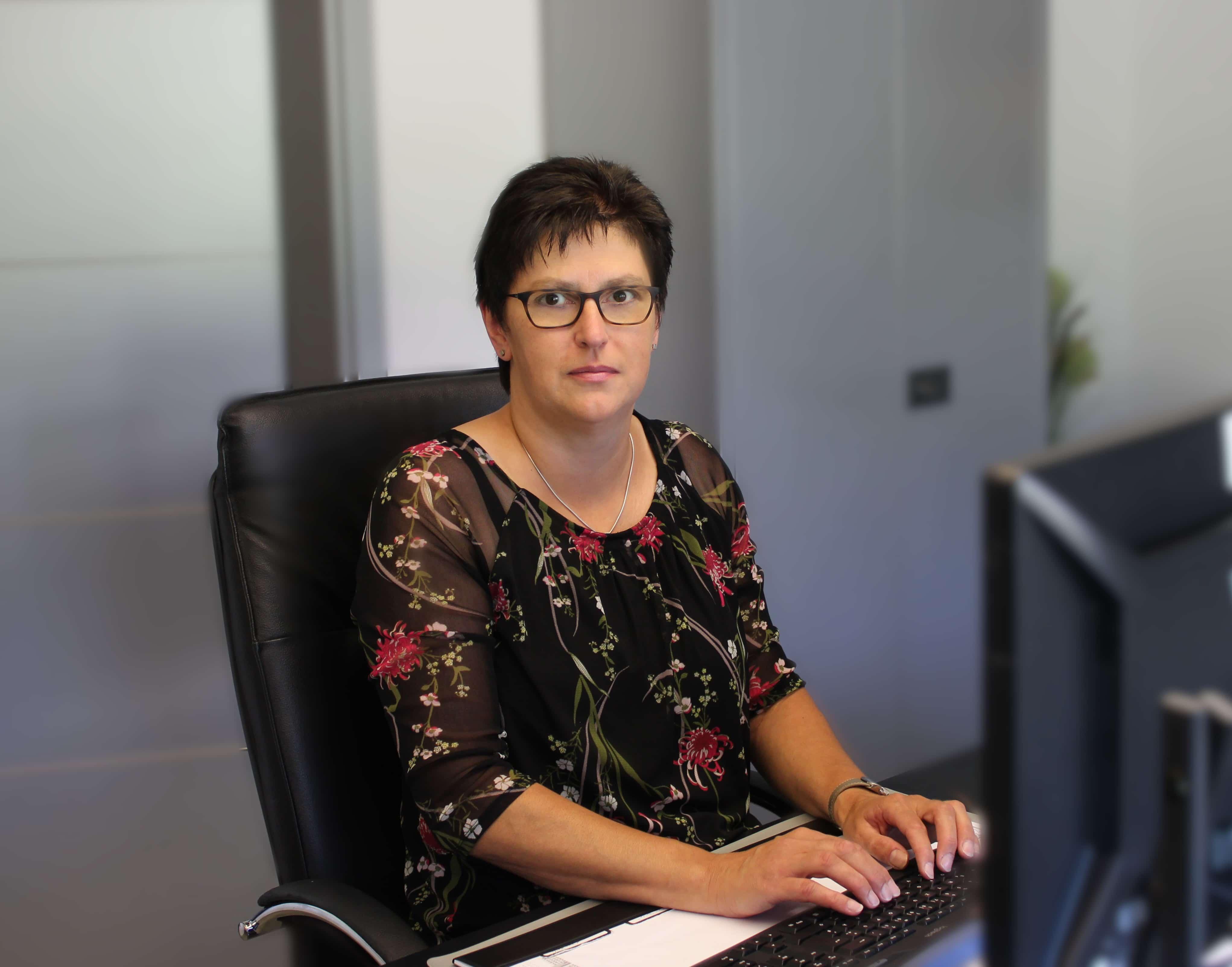 Marita Püttmann von M3B Badplanungssoftware